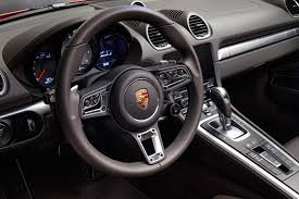 Porsche Boxster 918 - boost or bust turbocharged 2016 porsche 718 boxster revealed by