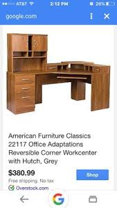 Corner Desk Overstock South Shore Furniture Prairie Collection Corner Desk Country Pine