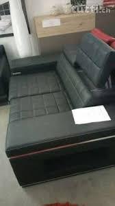 canapé neuf canapé en cuir avec fonction lit comme neuf vaud tutti ch