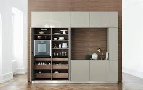 with bulthaup b3 pull outs and internal drawers the entire