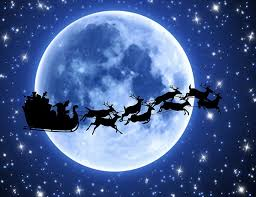 how does santa make it around the world in one faqs about