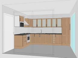 placard de cuisine meuble cuisine porte coulissante ikea plans deconception meuble