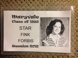 high school reunion name tags star4laughs high school reunion