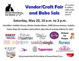 vendor craft fair and bake sale saturday may 20 milwaukee magazine