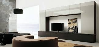 Modular Wall Units Decorating The Entertainment Corner With Built In Wall Units