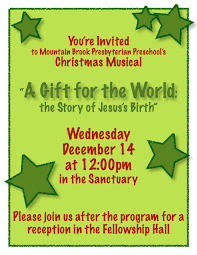 mbpc preschool program mountain brook presbyterian