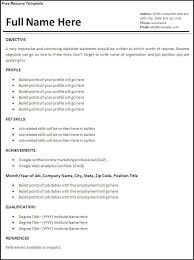 sample of a professional resume lukex co