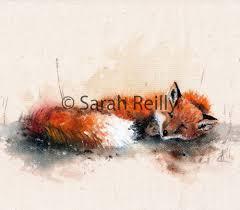 love country uk sleepy mr fox by sarah reilly love country uk