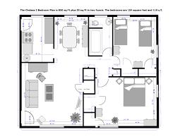 bedroom plan features tour chelsea at five points
