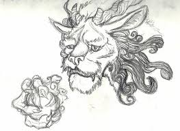 sketch chinese dragon by tidma on deviantart