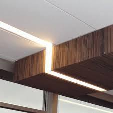 In Ceiling Light Fixtures Best 25 Linear Lighting Ideas On Pinterest Commercial Lighting