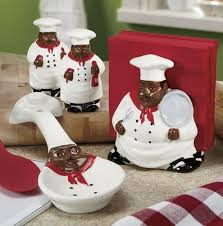Chef Kitchen Decor Sets 19 Best African American Kitchen Images On Pinterest American