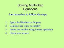 distributive property ppt download