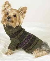 38 english free dog clothes patterns sweaters knitting pattern