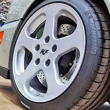 porsche wheels wheels and brakes archives ruf automobiles parts powerkits