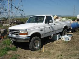 Ford Diesel Pickup Truck - west auctions auction dave u0027s hay barn inc in esparto