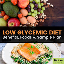 low glycemic diet benefits foods u0026 sample plan dr axe