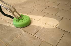how to clean ceramic tile floors and grout