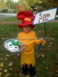 Lorax Halloween Costume Green Eggs Ham Costume Green Eggs Hams Costumes