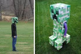 creeper costume 5 geeky green costumes and how to make them