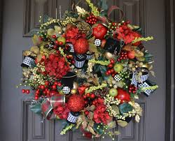 this beautiful wreath was made for me by my i like
