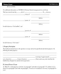 lease template ebook