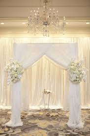 wedding arch blueprints ideas lighted wedding arch wood archways tulle wedding arch