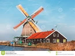 dutch windmill stock photography image 23140932