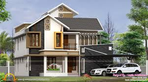 modern house plan by shukoor c manapat kerala home design and