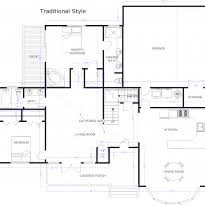 Floor Plan Templates Draw Floor Plan Step 4 Creative Draw A Floor Plan Build A Floor