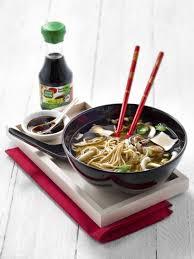 se masturbe dans la cuisine bouillon miso aux algues et aux chignons recette