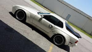 porsche 944 drift car 944 wide body
