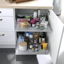 meuble cuisine tiroir coulissant coulissant pour meuble fascinant tiroir coulissant pour meuble