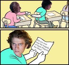 star wars u0027 chancellor palpatine has conquered the meme landscape