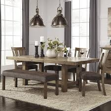 Unique Dining Room Table Bench Seating And Traditionaldiningroom D - Dining room sets with benches