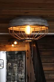 Primitive Light Fixtures Industrial Light Chicken Feeder Light Who Knew Industrial