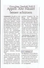 Lokale Agenda 21 Pinneberg » Klaus Marquardsen