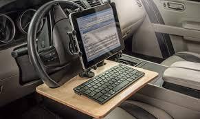 mobile laptop desk for car portable mobile laptop desk youtube regarding for car plans 12