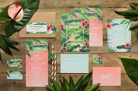 tropical themed wedding say aloha to a tropical wedding theme