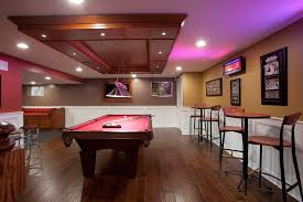 basement pool room ideas basement contemporary with pool table