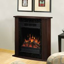 Wooden Decorations For Home by Decorating Chic Black Dimplex Electric Fireplaces With Brown Wood