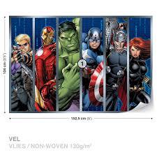 marvel wall mural ebay wall murals you ll love marvel avengers wall mural photo wallpaper 964dk ebay
