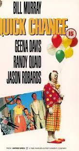 quick change 1990 imdb movies pinterest geena davis