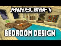 Minecraft Master Bedroom Minecraft Tutorial How To Build A House Part 9 Master Bedroom