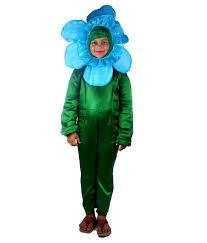 Blue Orchid Flower Sbd Light Blue Orchid Flower Fancy Dress Velvet Costume Buy Sbd
