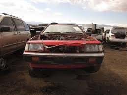 mitsubishi starion dash junkyard find what the hell is a cordia turbo the truth about cars