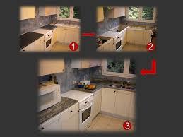 retaper sa cuisine rénovez la cuisine en ne changeant que le plan de travail