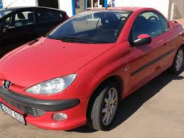 second hand peugeot for sale second hand peugeot 206 cc for sale san javier murcia costa blanca