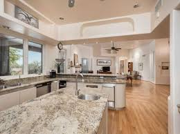 Homes With Open Floor Plans Unique Open Floor Plan Scottsdale Real Estate Scottsdale Az