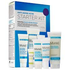 Murad Resurgence Skin Care Anti Aging Acne Starter Kit Murad Sephora
